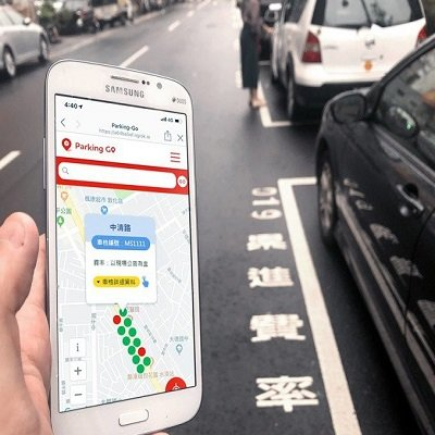 The Magneto Project (Road side parking spaces real-time information service)