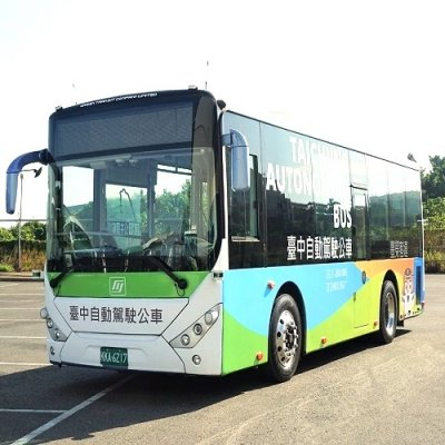 Leading the World! Taichung's MIT Self-Driving Bus Upgraded the Smart Transportation