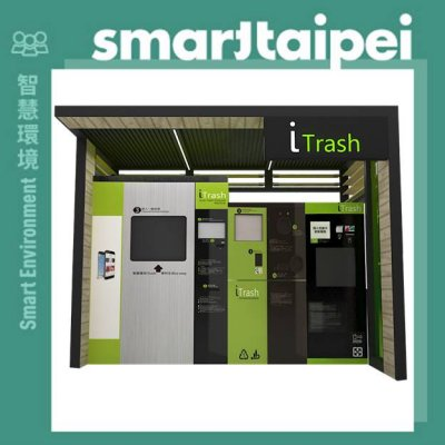 iTrash Smart Waste Collection Service