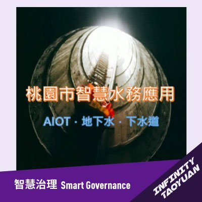 Taoyuan City Intelligent water resources application