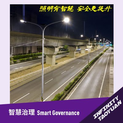 Smart Human Factors for Safe Illumination to Protect Taoyuan