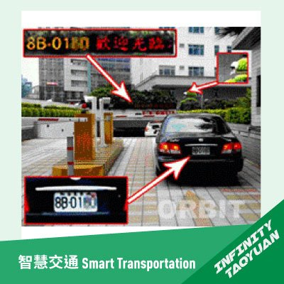 Taoyuan City Roadside Parking Information as an Example of Detaining Vehicles in Arrears