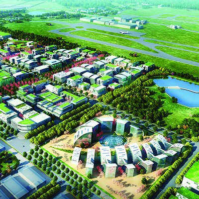 Taoyuan Aerotropolis Project