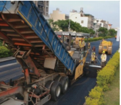 Application of Recycled Aggregate-Taoyuan, Taiwan