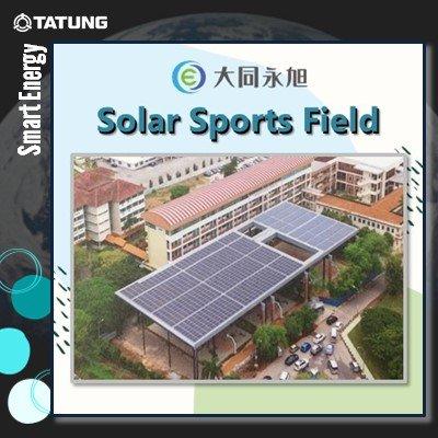 Solar Sports Field