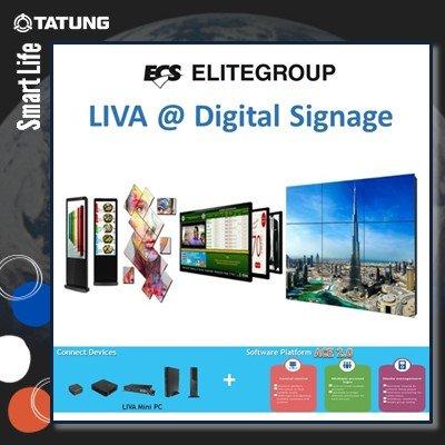 LIVA @ Digital Signage