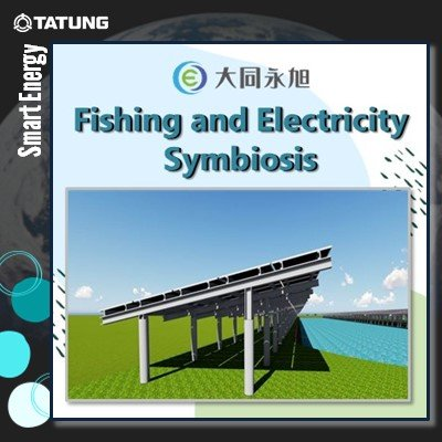 Fishing and Electricity Symbiosis