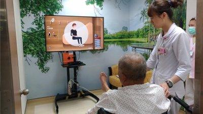 LongGood Interactive Rehabilitation System