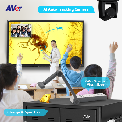 AVer Future Classroom & Distance Learning Solutions