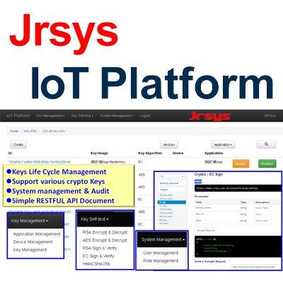 Jrsys IoT platform