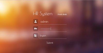 Human Resource Cloud Management System - Cotton Candy HR Cloud