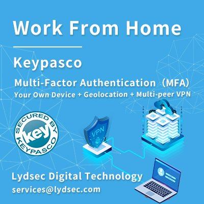 Keypasco Multi-factor Authentication