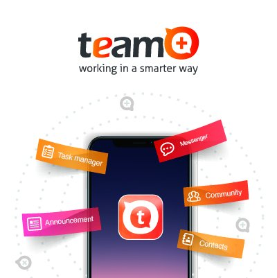 team+, On-Premises Enterprise Instant Messenger