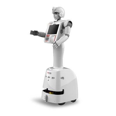 Smart Service Robot Ayuda