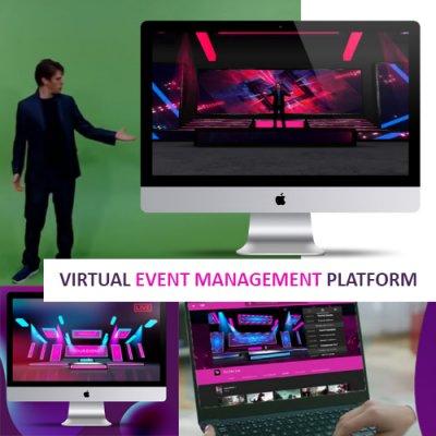 Virtual Event Management Platform