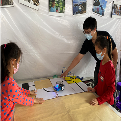 Taitung Classroom of the Future Technology Center of Intelligent Creativity Maker