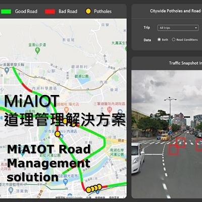 MiAIOT Road Management solution