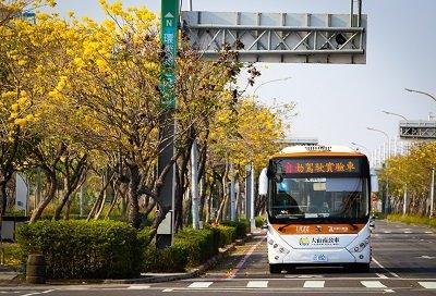 Tainan City Autonomous Bus Experimentation Project