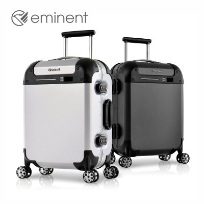 e-One smart luggage