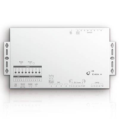 The Heart of Smart System- E-BOX