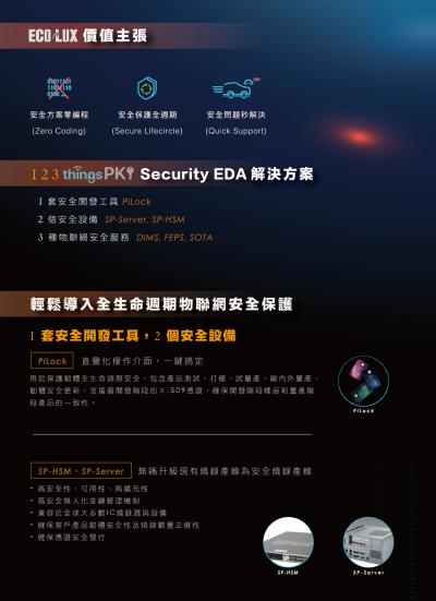 1·2·3 thingsPKI Security EDA Solution