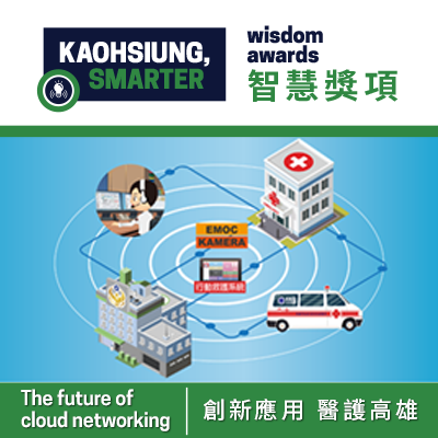 Kaohsiung City Emergency Ambulance Cloud Networking