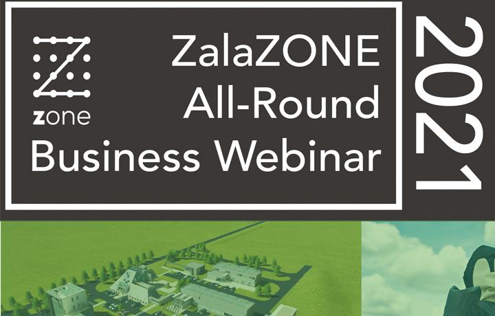 【Online forum】ZalaZONE all-round business forum
