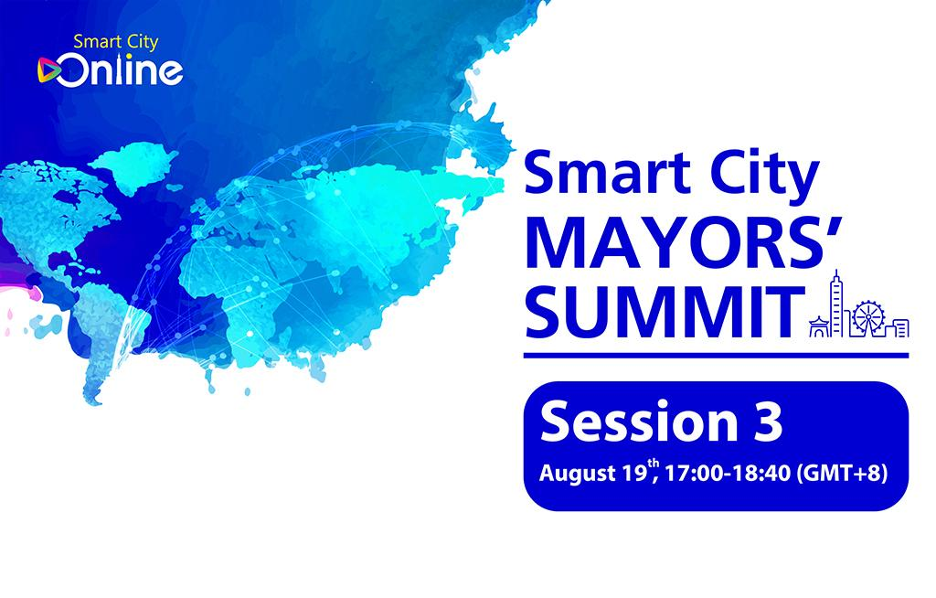 Mayors' Summit Online (August 19th)