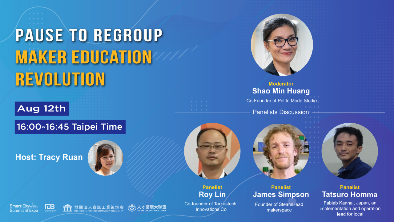 Pause to Regroup : Maker Education Revolution