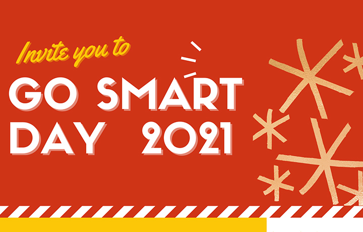 【Closed door】GO SMART DAY